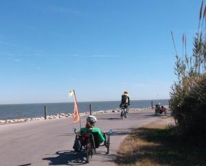 Denise Rides 37 miles 039