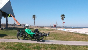 Denise Rides 37 miles 052
