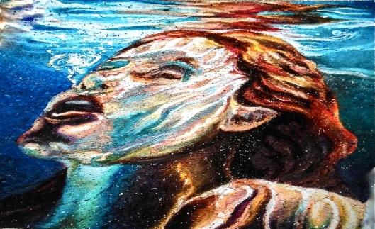 drowningwoman